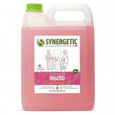Мыло жидкое 5 л SYNERGETIC,