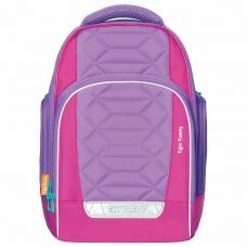 Рюкзак TIGER FAMILY школьный, 'Rainbow', с ортопедической спинкой, 'Rainbow Sorbet', 39х31х20 см, 228940, TGRW-011A