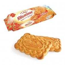 Печенье ЮБИЛЕЙНОЕ 'Традиционное', 112 г, 21259