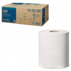 Бумага протирочная/полотенца TORK M4 Reflex, комплект 6 шт., 270 м, с центральной вытяжкой, 120000