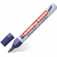 Маркер ультрафиолетовый EDDING 8280, 1,5-3 мм, круглый наконечник, E-8280