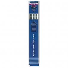 Грифель для цангового карандаша 130 мм STAEDTLER 'Mars', 4H, 2 мм, КОМПЛЕКТ 12 шт., 200-4H