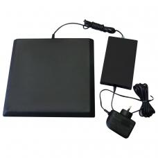 Деактиватор-панель для радиочастотных этикеток, панель 25х25 см, бесконтактный, черный, А-0203