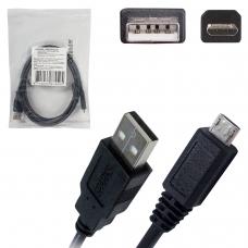 Кабель USB-micro USB 2.0, 1,8 м, DEFENDER, для подключения портативных устройств и периферии, 87459