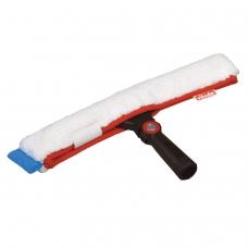 Щетка для мытья окон VILEDA 'Эволюшн' + шубка из микрофибры, ширина 35 см черенок-ручка 602105, 100812