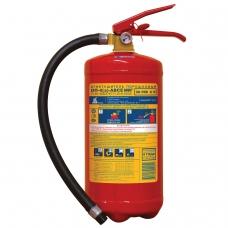 Огнетушитель порошковый ОП-4, АВСЕ твердые, жидкие, газообразные вещества, электро установки, МИГ, 111-06