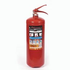 Огнетушитель порошковый ОП-4, АВСЕ твердые, жидкие, газообразные вещества, электрические установки закачной, ЗПУ Алюм, ЯРПОЖ, УТ-00001651