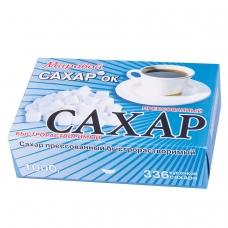 Сахар-рафинад 1кг 336 кусочков, размер 12х14х15 мм, картонная упаковка, 500286